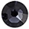 Swarovski Stones 2088 Xirius Roses SS12 Graphite 144 Pcs